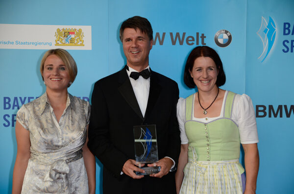 BMW AG, Verena Bentele und Uschi Disl