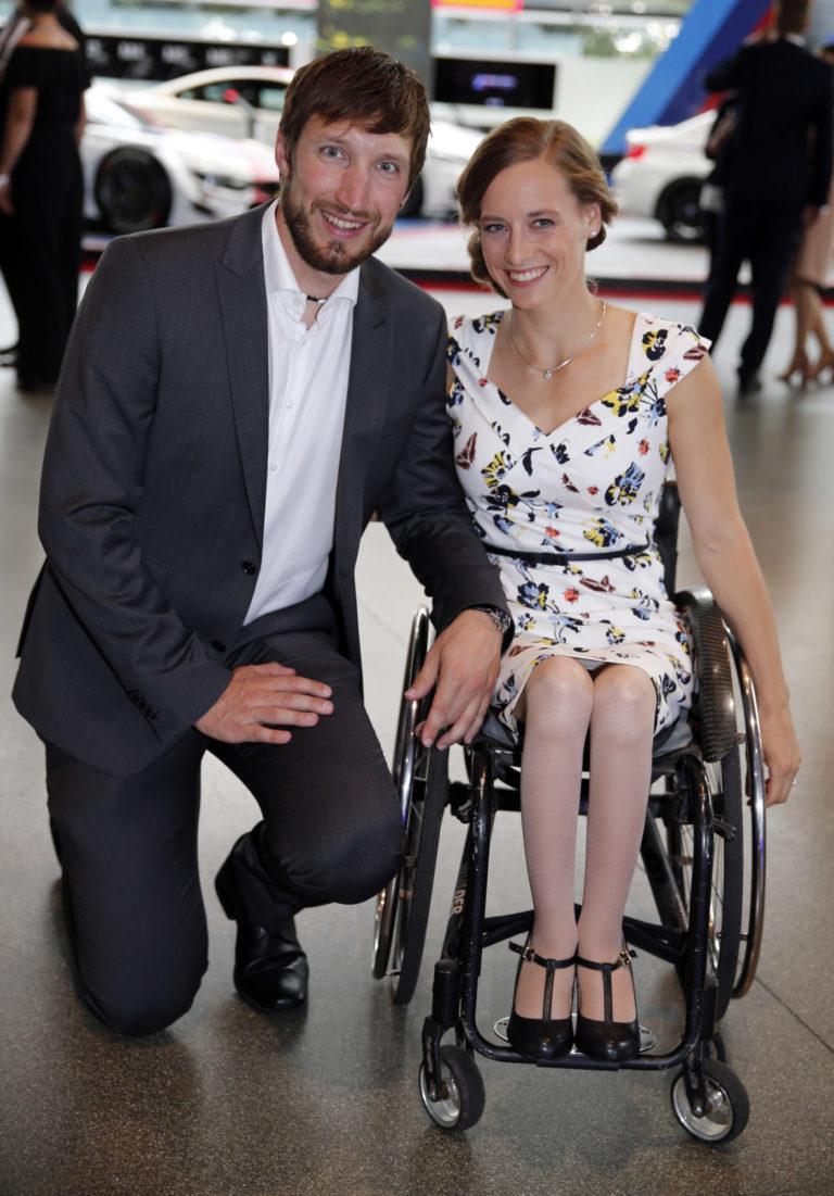 Anna Schaffelhuber mit Freund