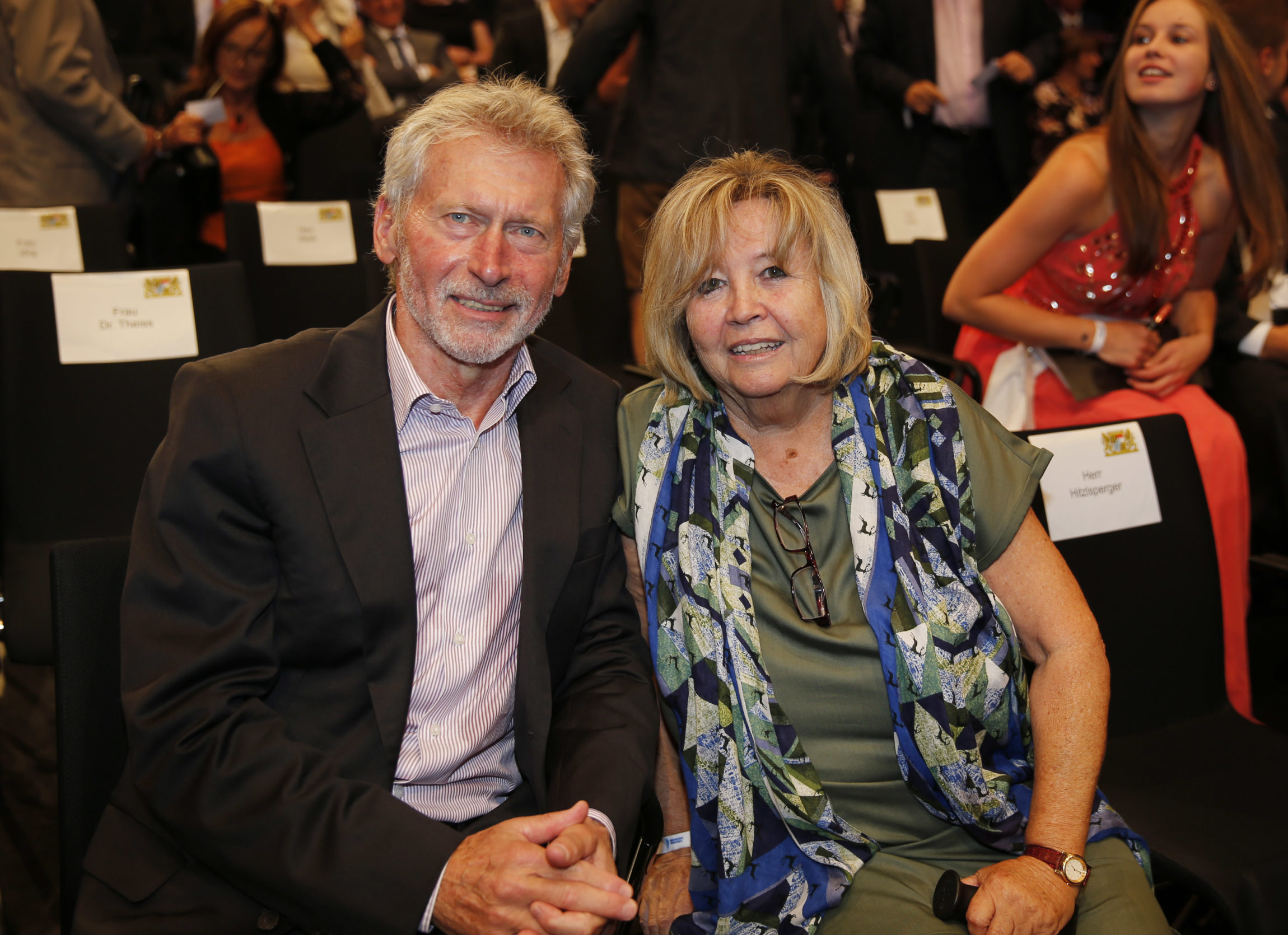 Paul und Hildegard Breitner