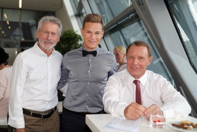Breitner, Kimmich und Vogts