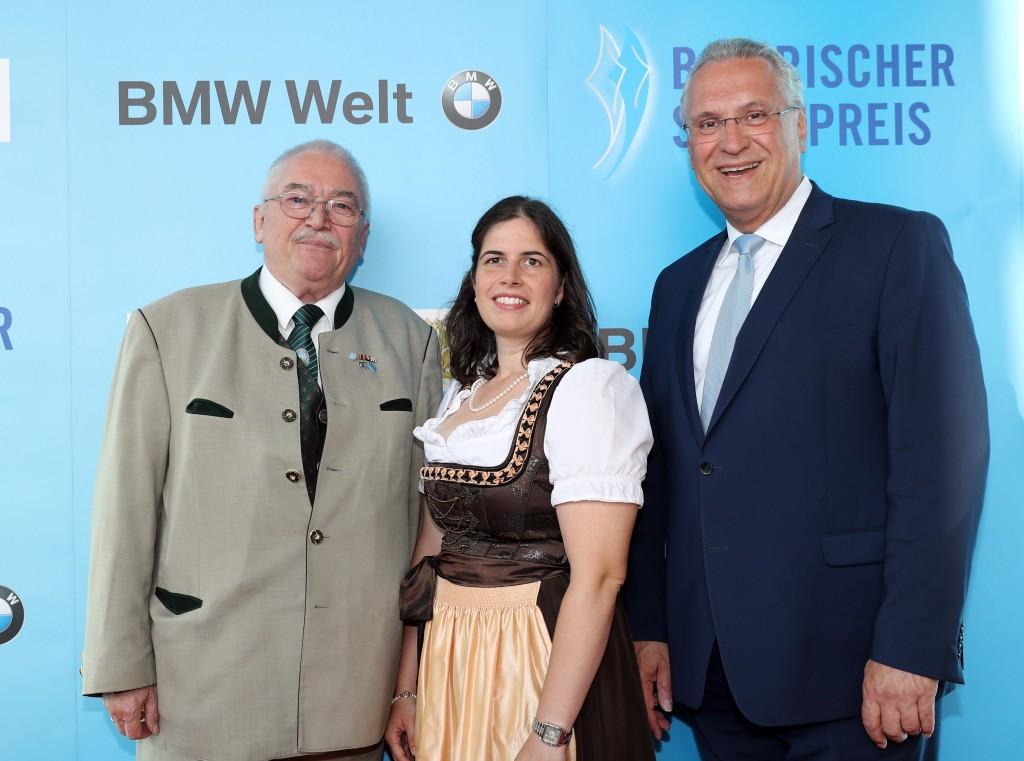Kink, Engleder, StM Herrmann