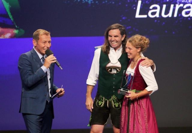 Huber und Dahlmeier