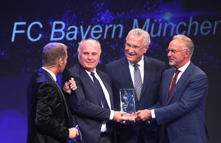 Bühnengespräch FC Bayern München