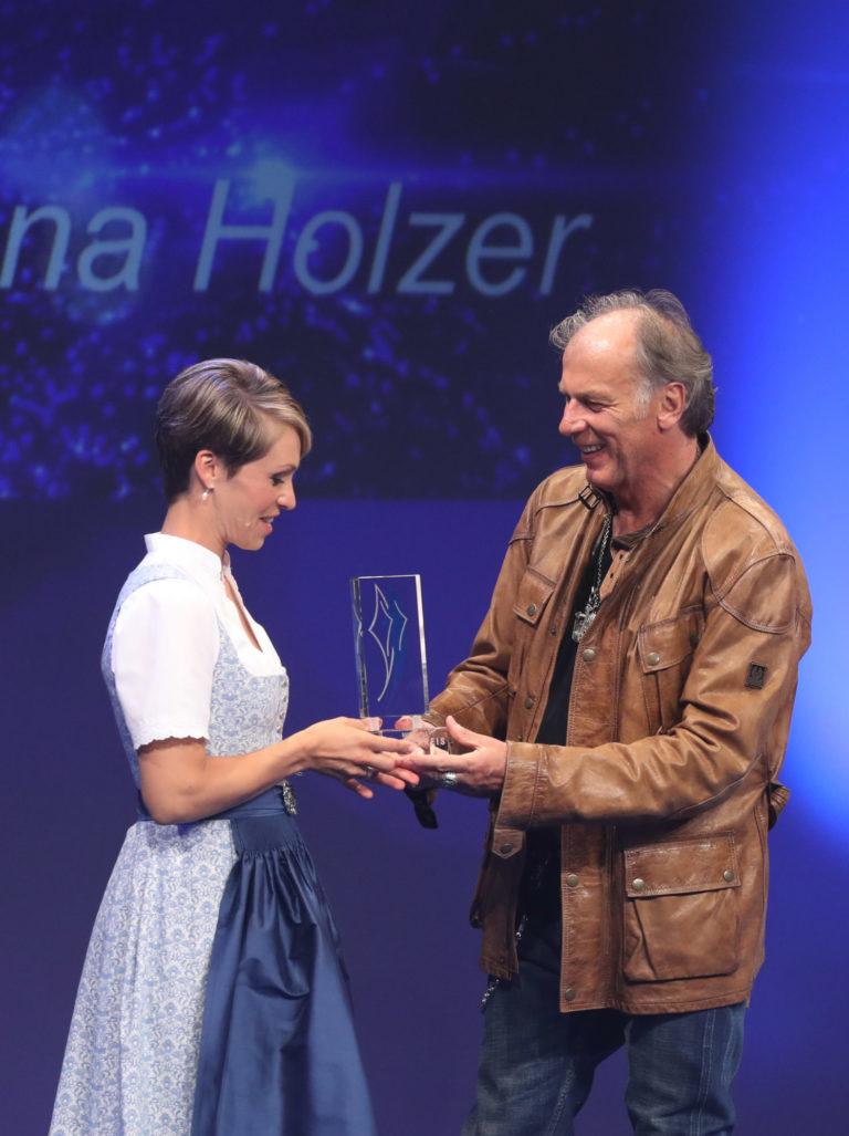Magdalena Holzer und Wolfgang Fierek