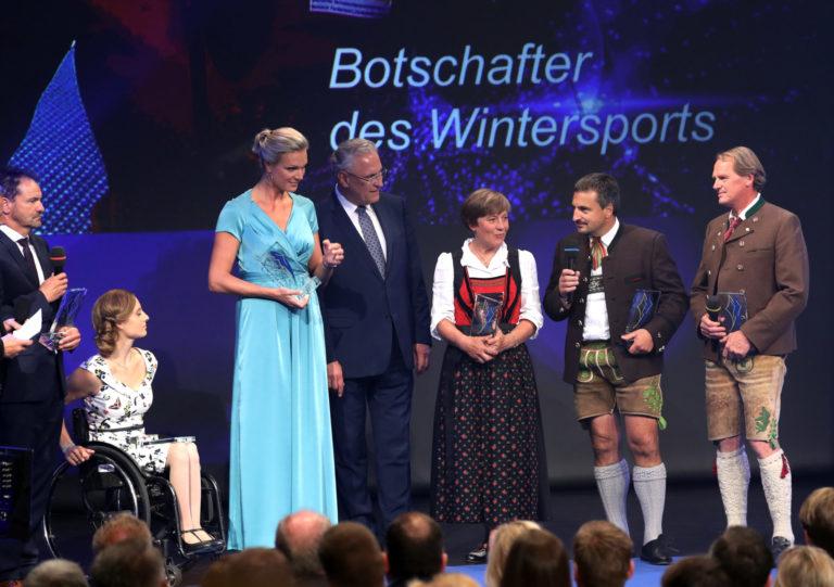 Bayerischer Sportpreis 2018