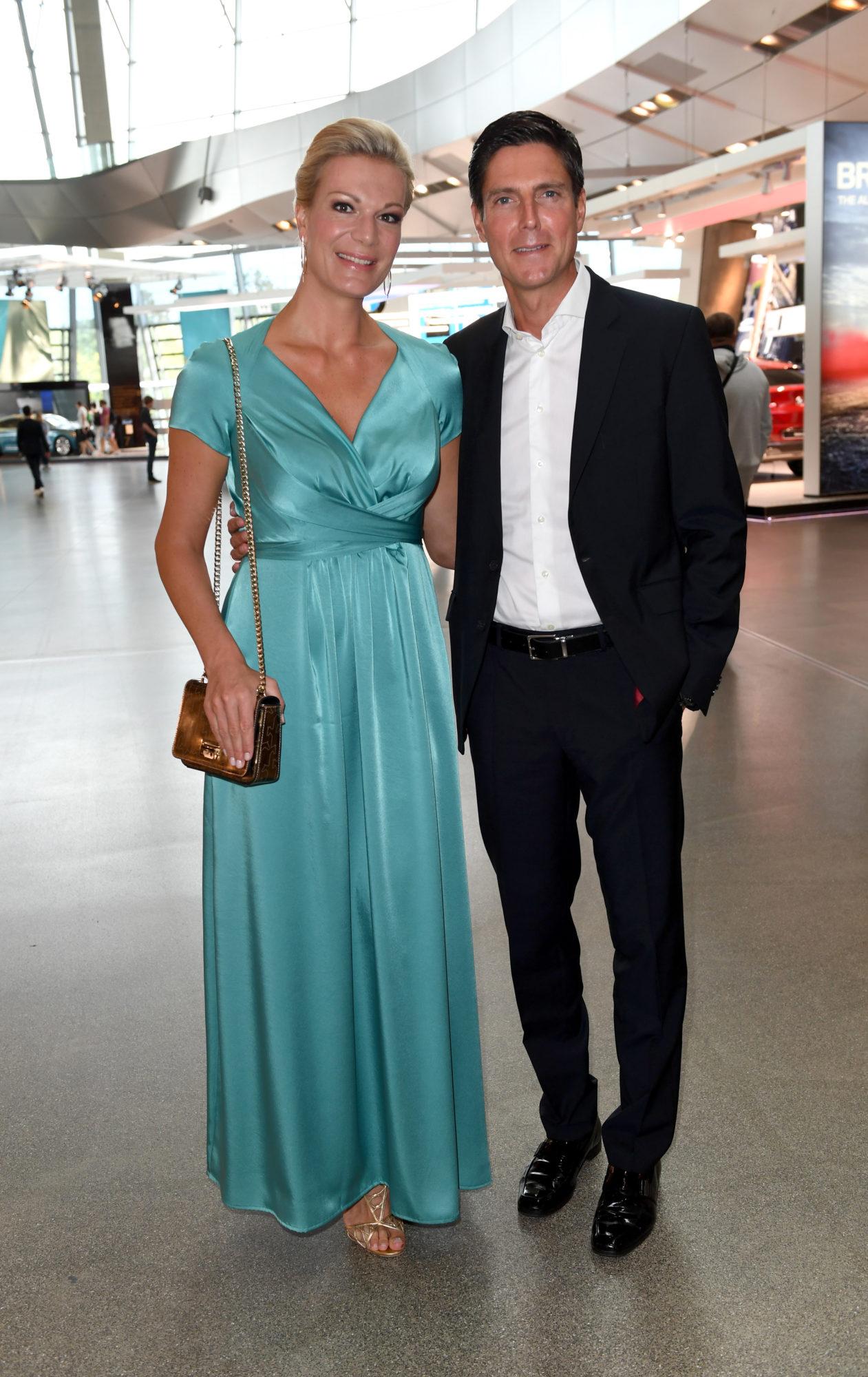 Maria Höfl-Riesch und Markus Höfl