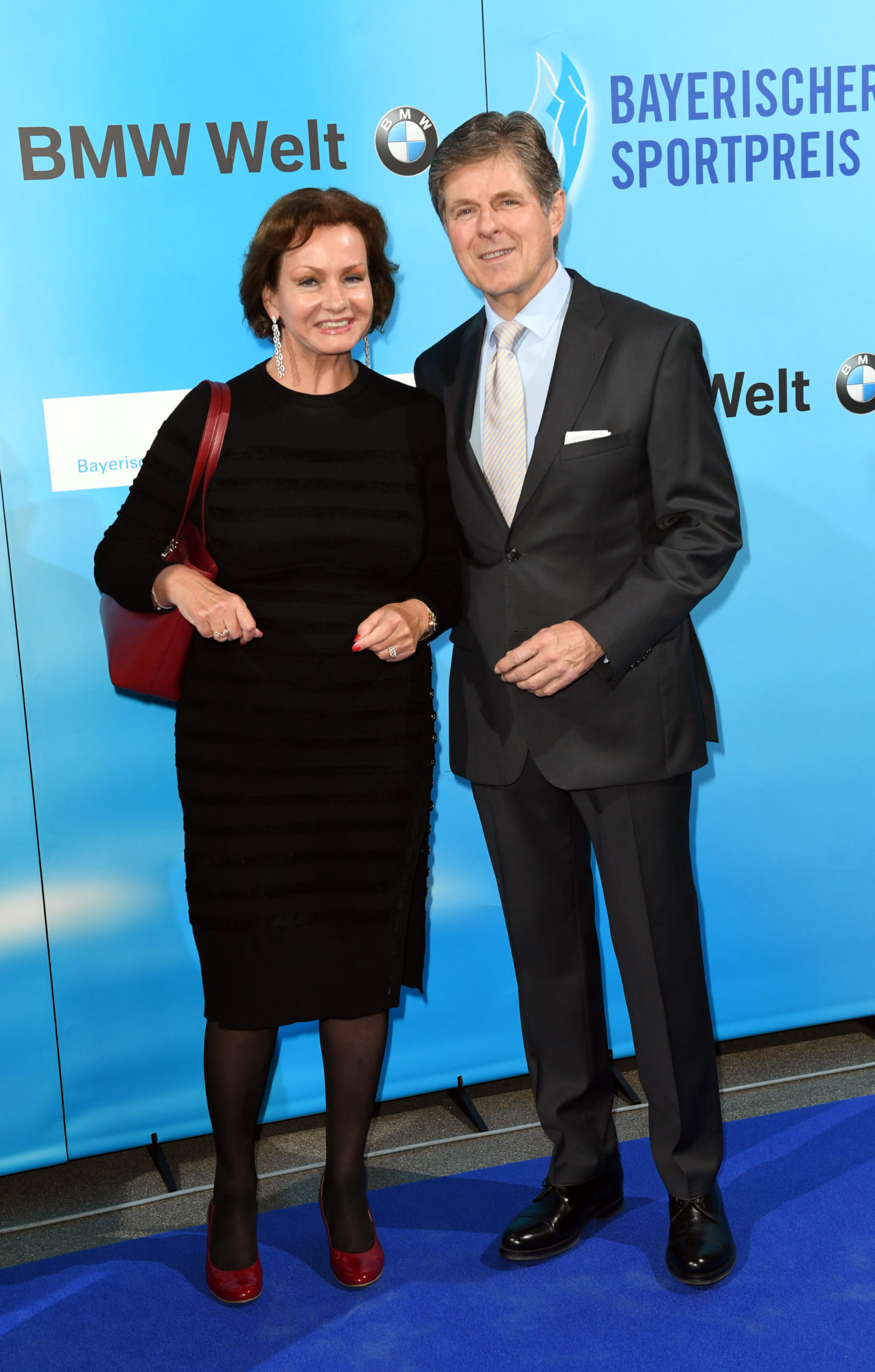 Horst Kummeth mit Frau