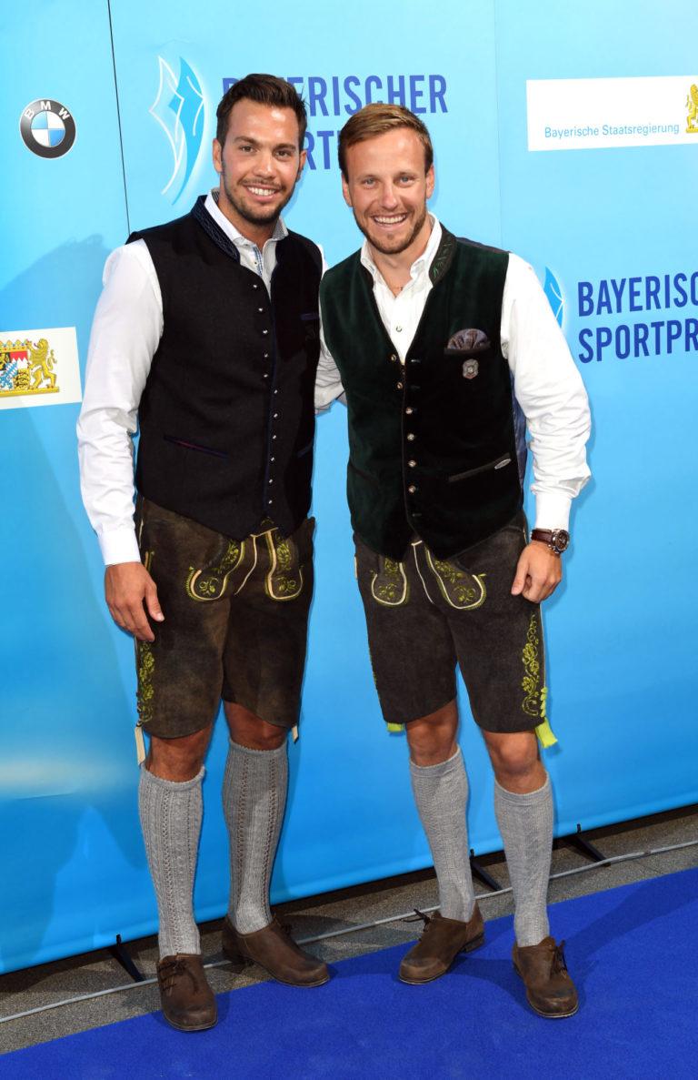 Tobias Wendl und Tobias Arlt