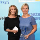 Verena Bentele und Senta Berger