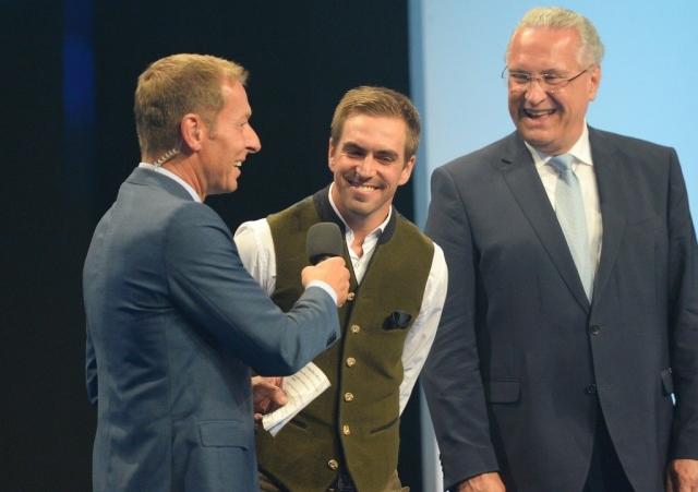 Othmer, Lahm und StM Herrmann