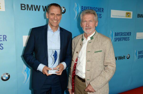 Christoph Deumling / / Bayerischer Sportpreis