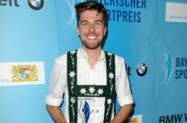 Johannes Rydzek / / Bayerischer Sportpreis