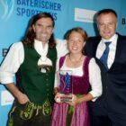 Laura Dahlmeier / / Bayerischer Sportpreis